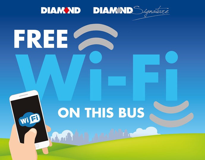 Diamond WiFi