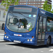 West Midlands | Diamond Bus