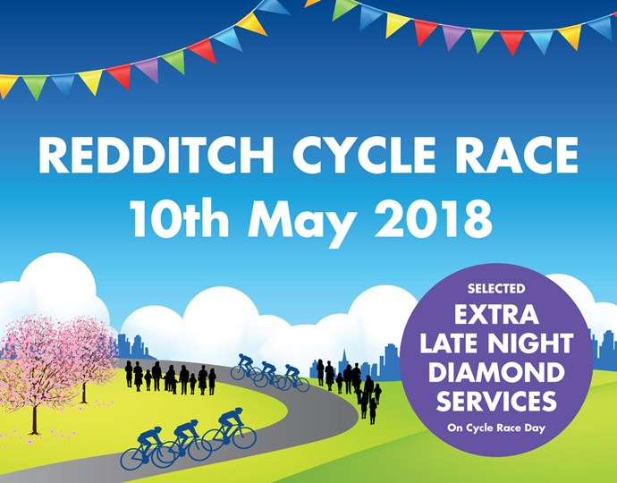 Redditch Cycle Race