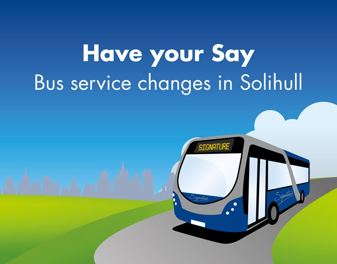 Service Changes in Solihull