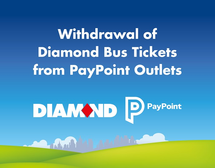 Withdrawal of PayPoint