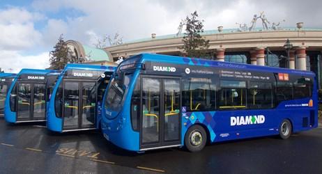 North West | Diamond Bus