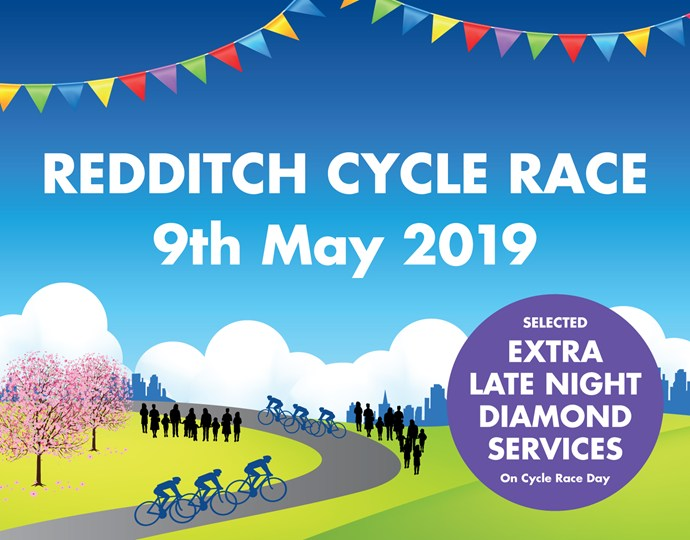 Redditch Cycle Race 2019