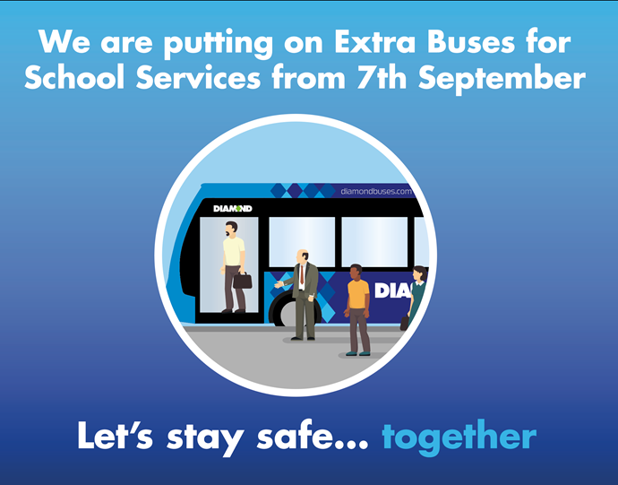 Extra Services for School Journeys
